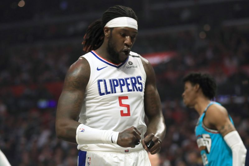 Montrezl Harrell continues to be a factor off the Clippers