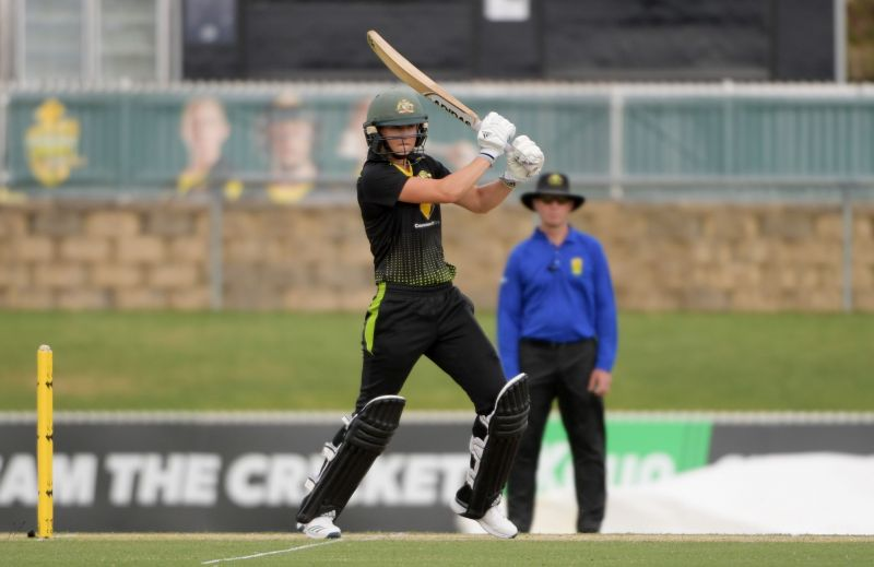Ellyse Perry scored a crucial 49 with the bat and picked up 4 wickets as Australia beat India by 4 wickets.