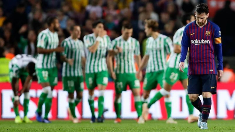 For too long now, Barcelona has hidden behind their talisman
