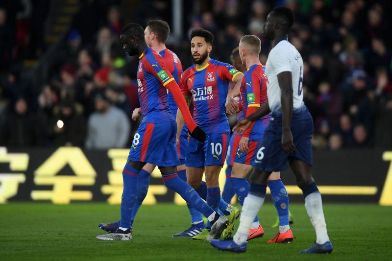 Crystal Palace v Tottenham Hotspur - FA Cup Fourth Round