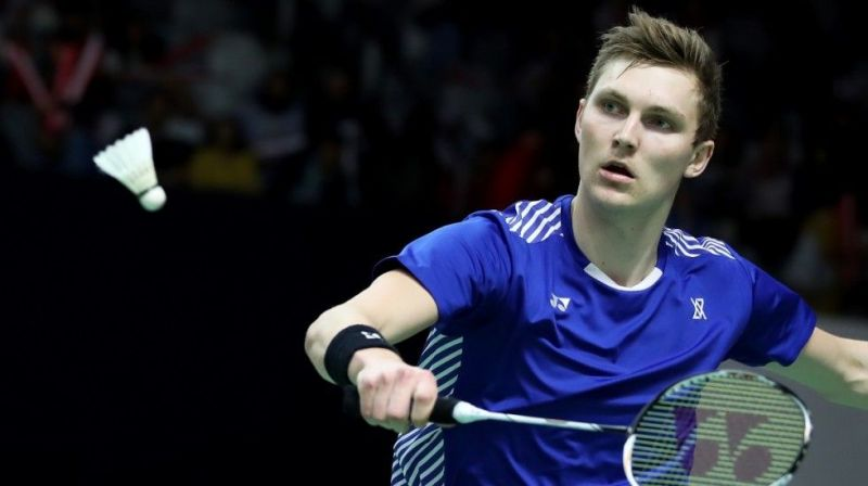 Axelsen is currently ranked 3 in the world ranking (men