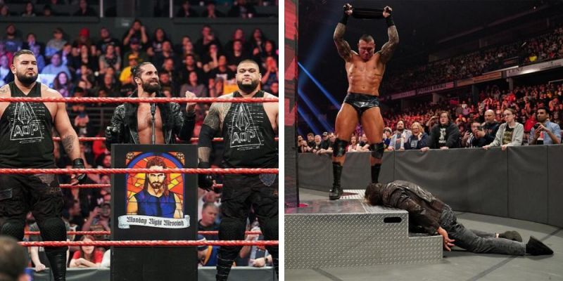 How was the penultimate RAW to Super ShowDown?