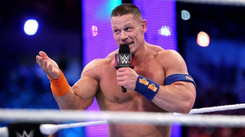 John Cena is returning to WWE