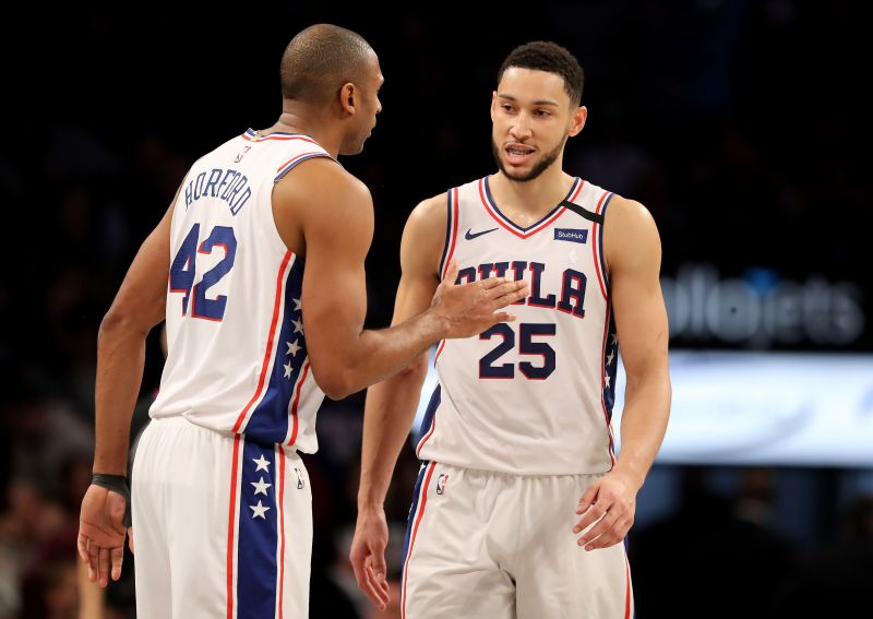 Ben Simmons continues to shine for the Sixers