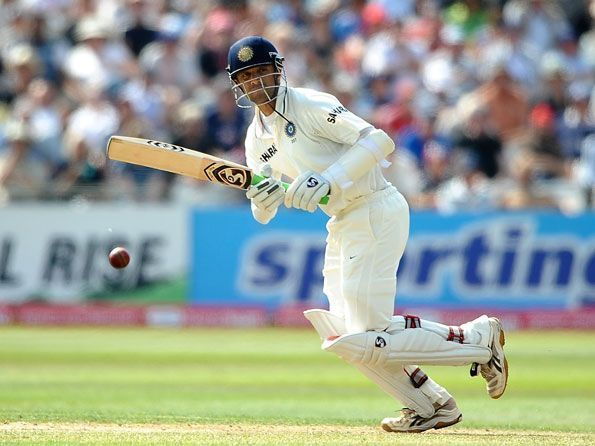 Rahul Dravid is the second-highest run scorer for India in Test cricket.