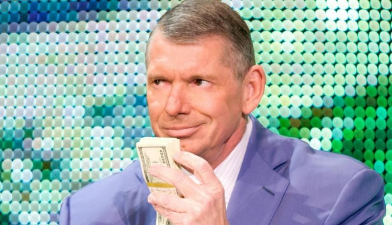 Vince McMahon wants it all for himself (Pic Source: WWE)