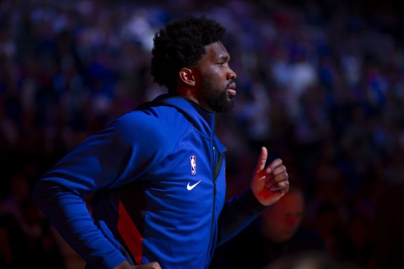 Joel Embiid will be a massive miss for the Philadelphia 76ers