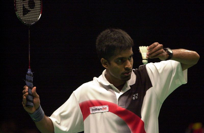 Gopichand won the All England Open Badminton Championship in 2001, becoming the second Indian to achieve this feat