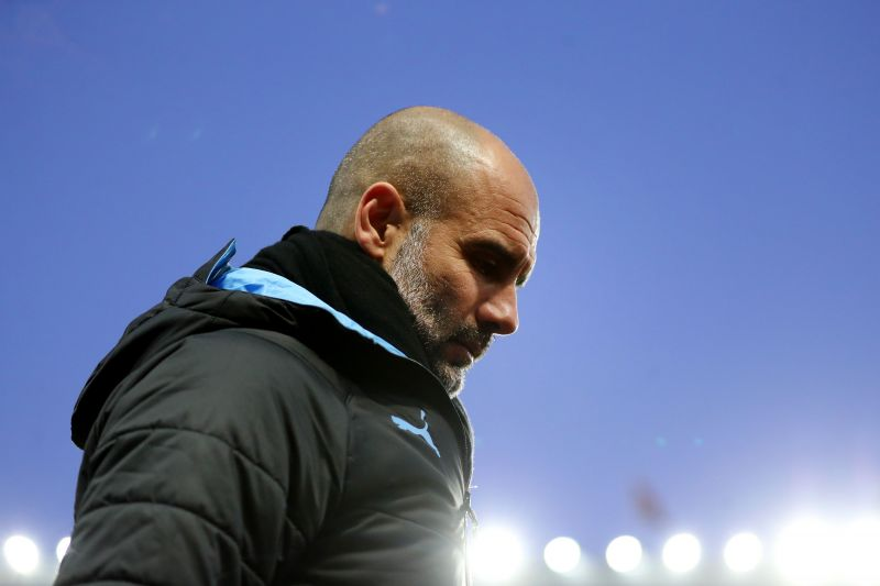 Guardiola will be under no illusions about the challenge ahead should stay at Manchester City