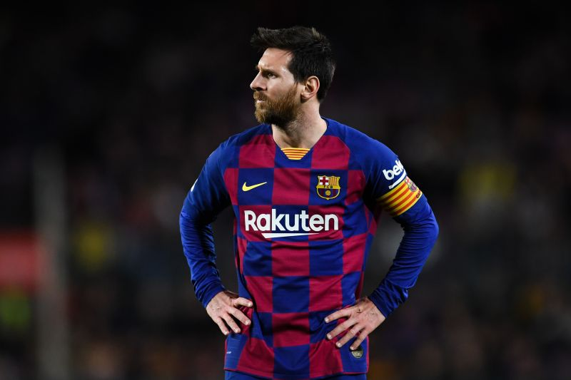 Lionel Messi form and Barcelona