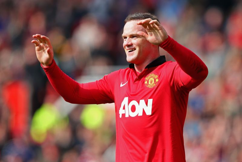 Rooney enjoyed success at the very highest-level with Manchester United