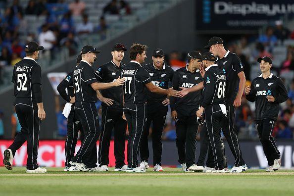 न्यूजीलैंड ने वनडे सीरीज पर कब्ज़ा किया