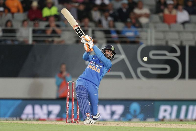 Ravindra Jadeja was outstanding with both the bat and the ball.