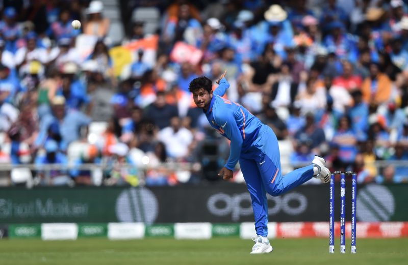 Kuldeep Yadav was null and void against the Kiwis in the first ODI