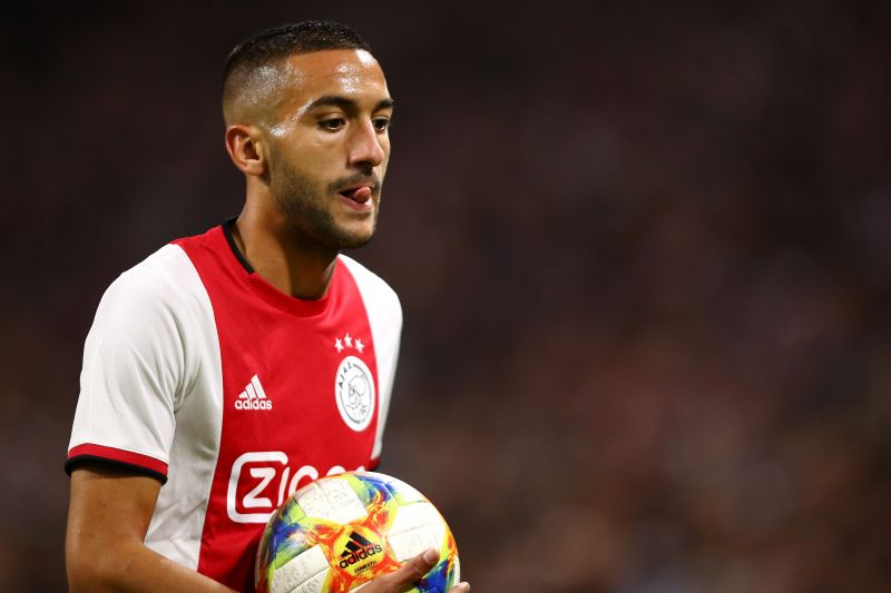 Ajax star Hakim Ziyech will become the latest African player to join the Premier League this summer