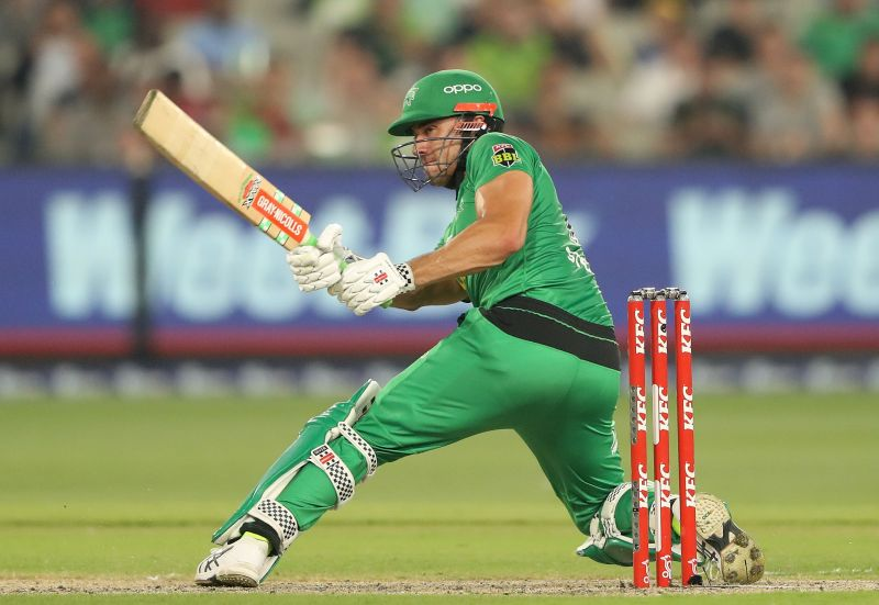 Marcus Stoinis has been in imperious touch all through the current iteration of the BBL
