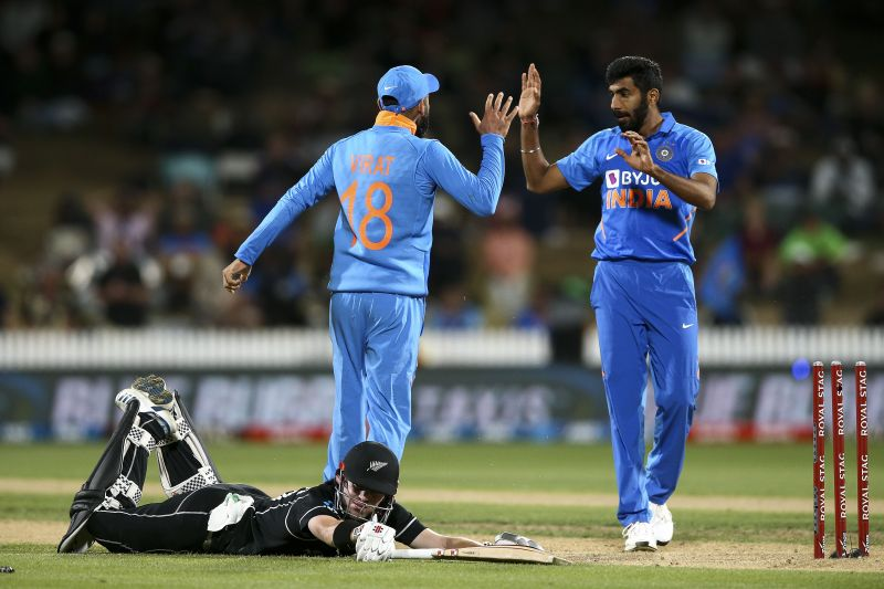 It has only been over a month since Bumrah