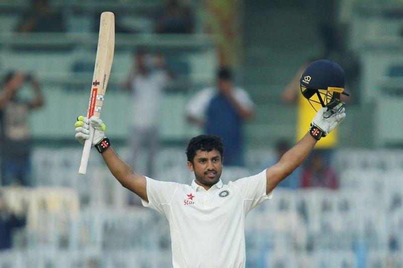 Karun Nair will captain the Karnataka side against Madhya Pradesh