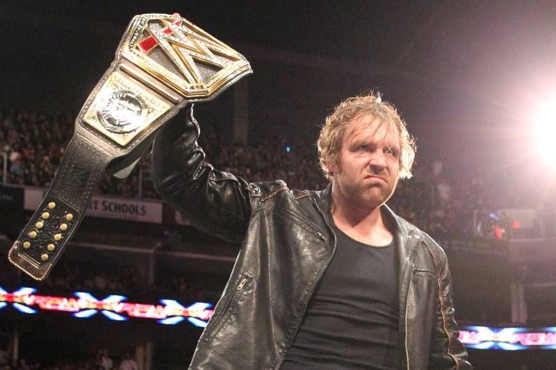 Mox says winning WWE Title was a relief - winning AEW Title will mean more
