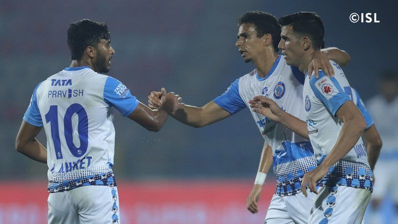 Jamshedpur FC travel to Hyderabad on the 13th of February