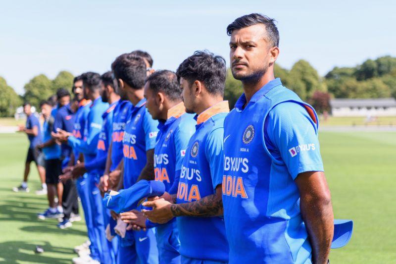 Mayank Agarwal might make his ODI debut on Wednesday