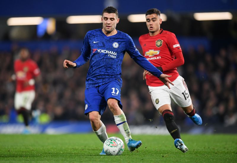 Chelsea play Manchester United on February 17 in a late kickoff