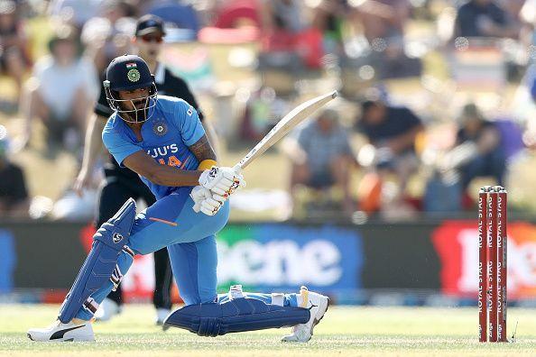 केएल राहुल का चौथा वनडे शतक