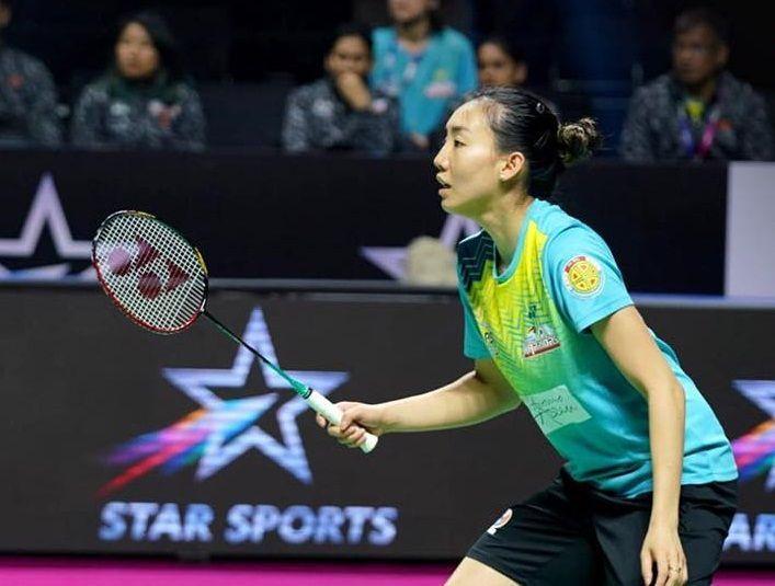 Michelle Li of North Eastern Warriors (Image Credits - PBL)