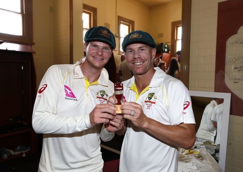 David Warner understands that he and Steve Smith may not receive a warm welcome in South Africa