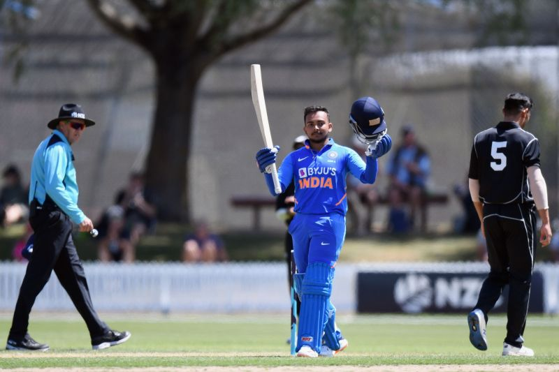 Prithvi Shaw will open the innings