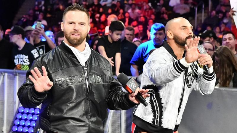 The Revival are assigned to the SmackDown brand