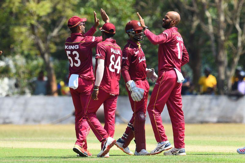 श्रीलंका vs वेस्टइंडीज, पहला वनडे