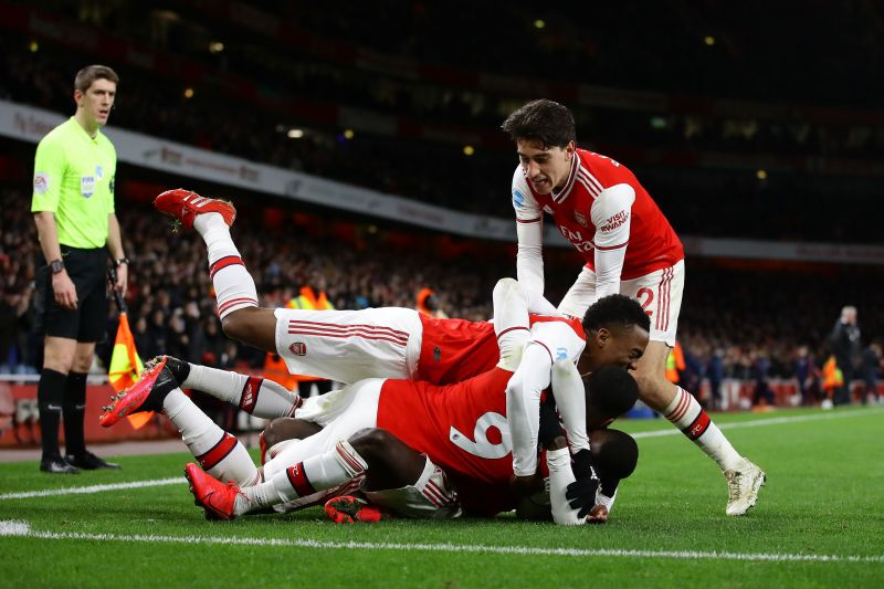 Arsenal FC v Newcastle United