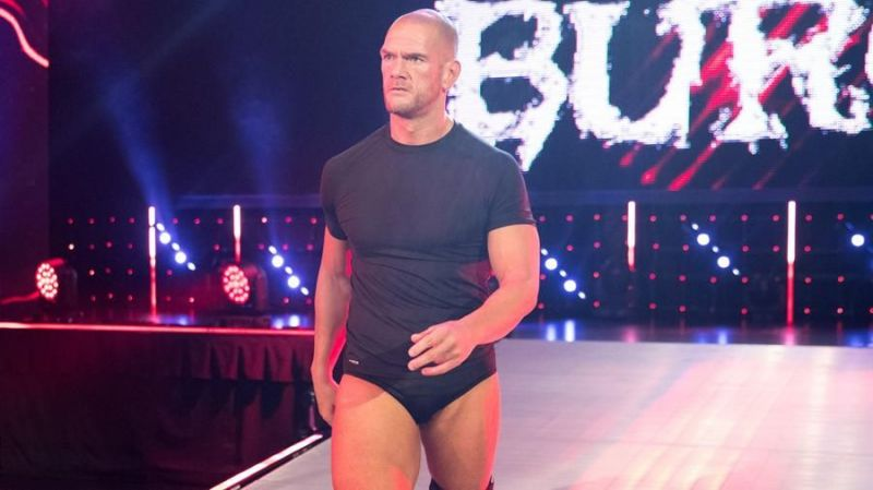 Danny Burch is a big fan of old foe Drew McIntyre