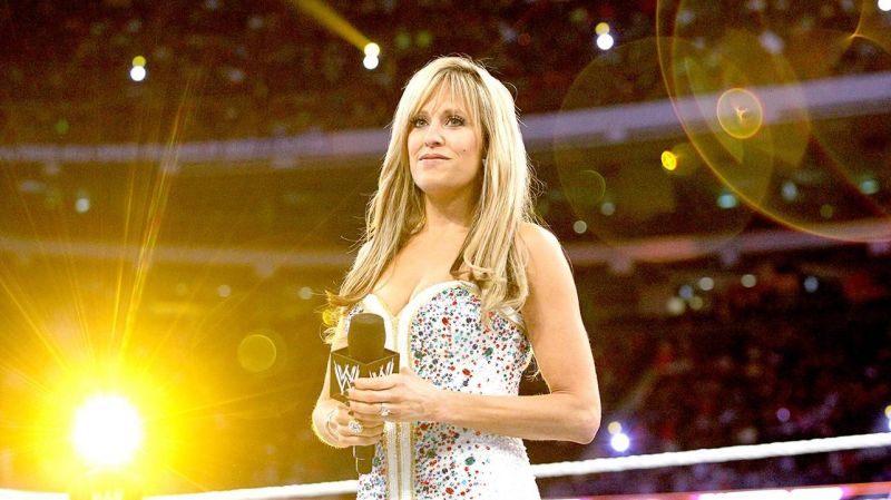 Lilian Garcia opened up about how the Women