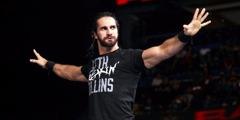 Seth Rollins is a former Ring of Honor World Champion