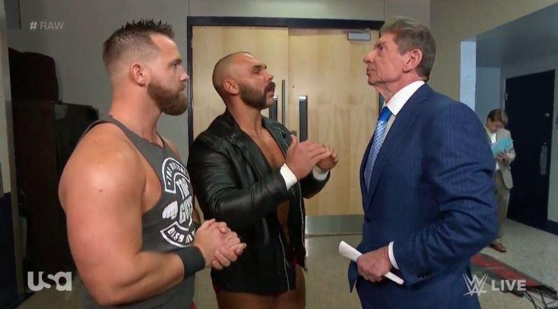 The Revival and Vince McMahon