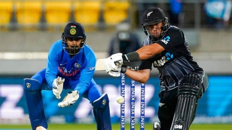 It was a gem of an innings from Ross Taylor.