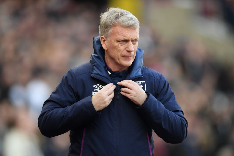 David Moyes helped West Ham survive the drop once