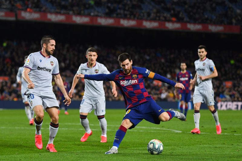 Transitions between phases of play need to be much quicker for Barcelona