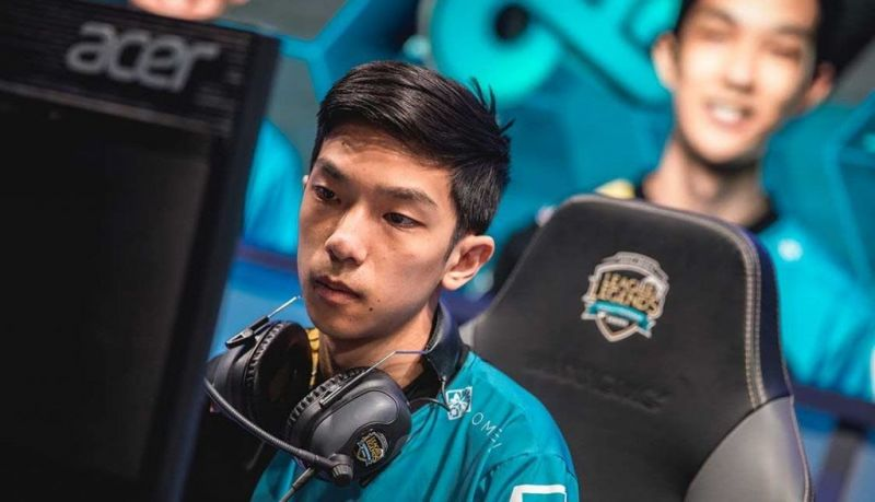 Blaber is turning out to be one of the best junglers in the LCS