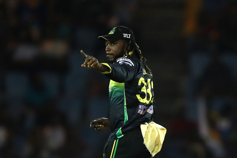 Gayle continues to play T20 league cricket.