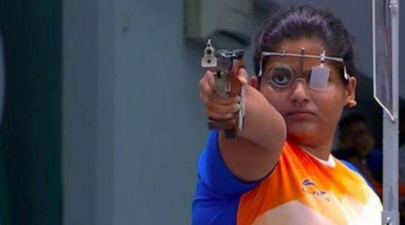 Rahi Sarnobat will be eyeing a big prize at the 2020 Olympics (Courtesy: Hindustan Times)