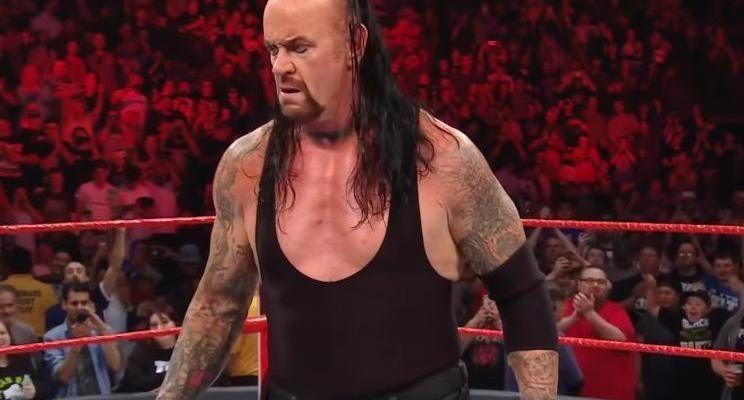 The Undertaker hasn
