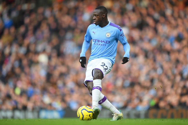 Despite being at Manchester City for 3 years, Mendy has only appeared 28 times in the Premier League.