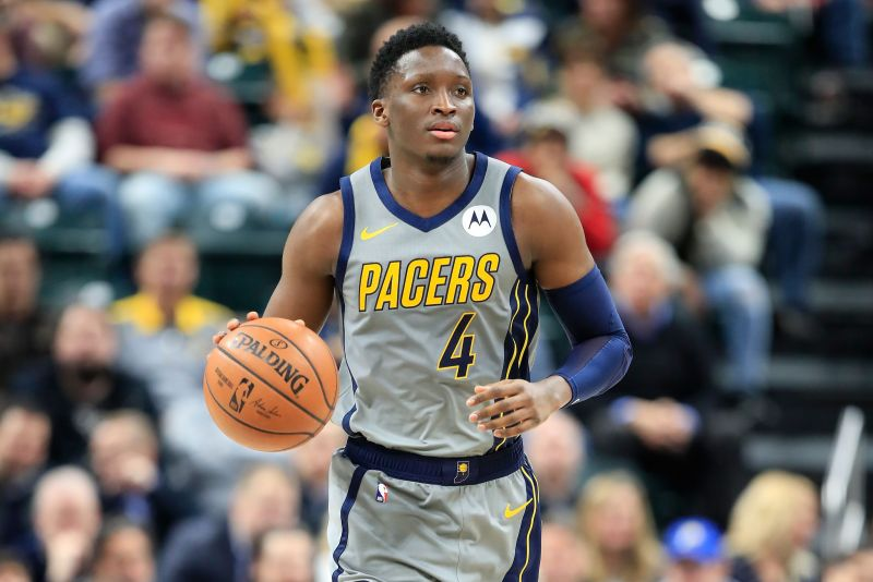 Oladipo has struggled since returning from a serious knee injury