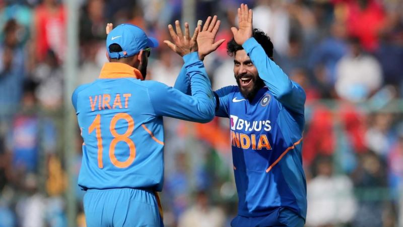 Ravindra Jadeja will be the all-rounder that India will go for at the World Cup