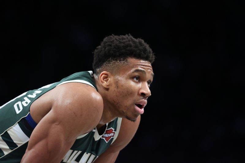 Giannis will captain his own team for the second consecutive year