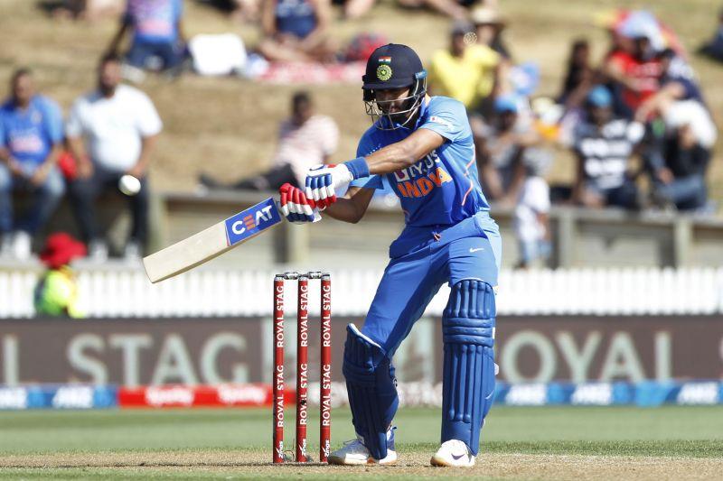 Shreyas Iyer bludgeoned his maiden International century