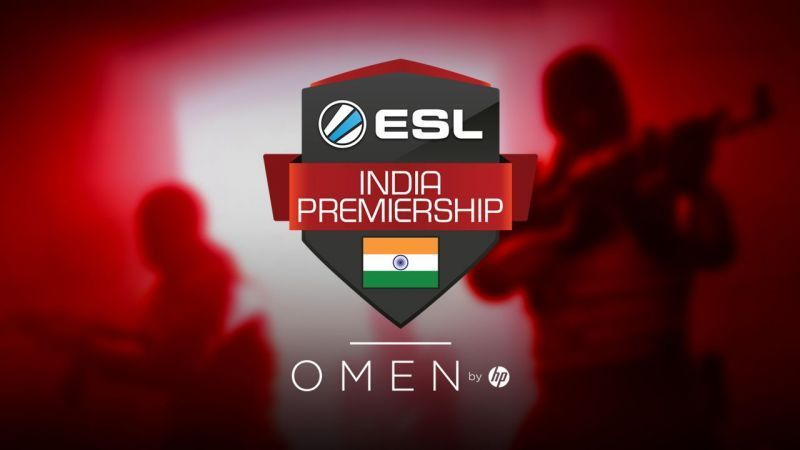 ESL India Logo Standings after Phase II winter finals Picture Courtesy: ESL India